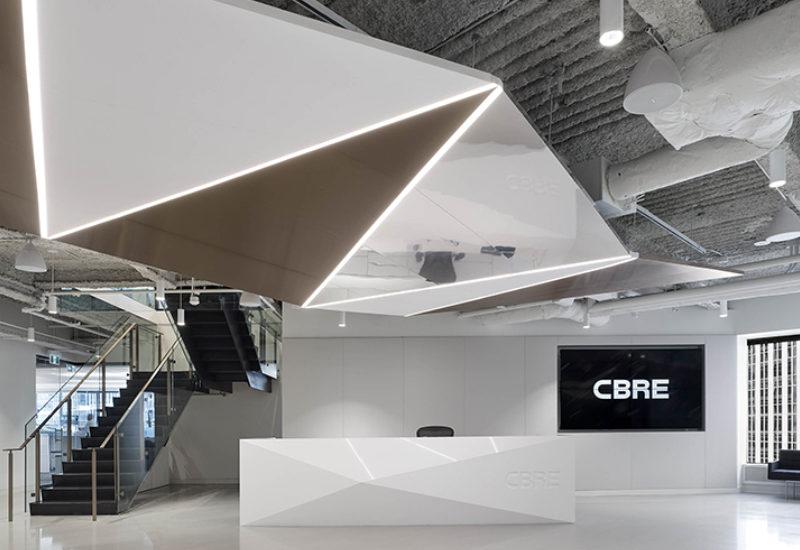 CBRE Toronto HQ