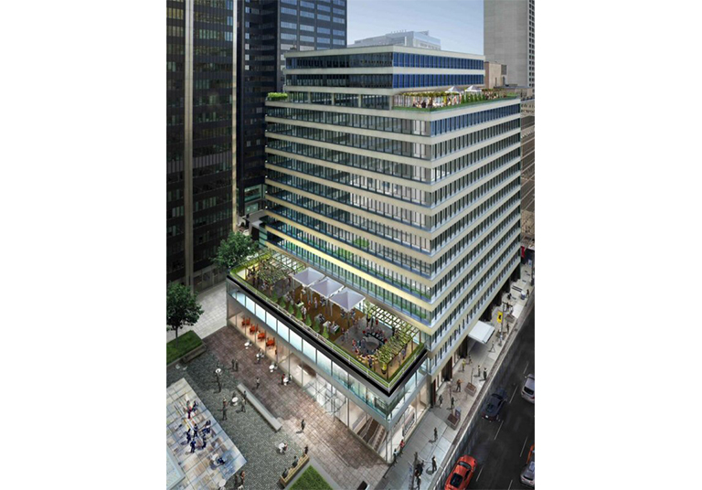 111 Richmond Street West Redevelopment