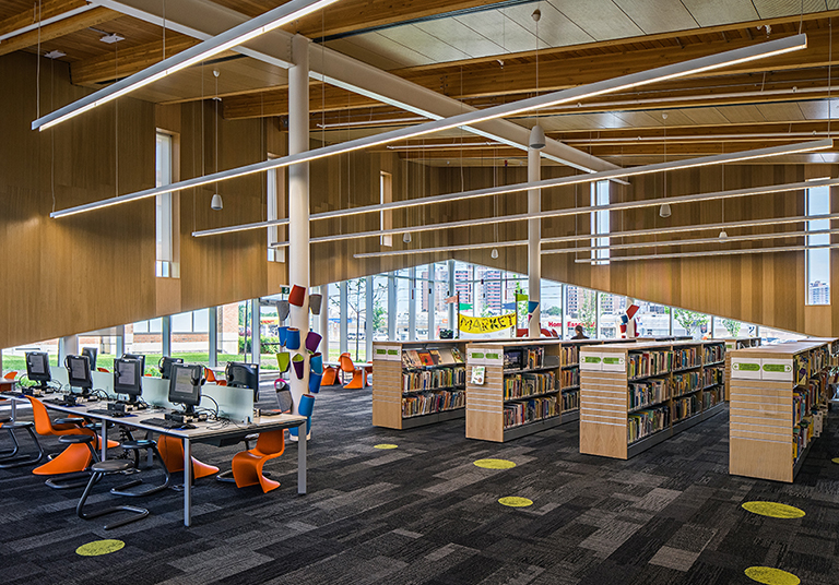 Toronto Public Library - Albion Library