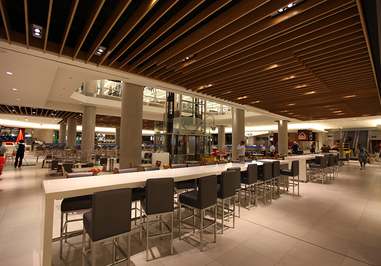 Toronto Eaton Centre - Infrastructure Upgrade & Food Court Renovation