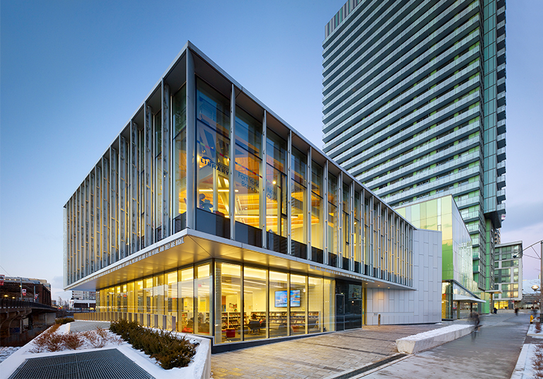 Toronto Public Library - Fort York Branch