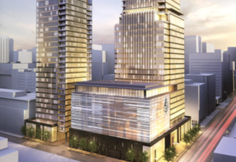 Four Seasons Toronto Private Residences