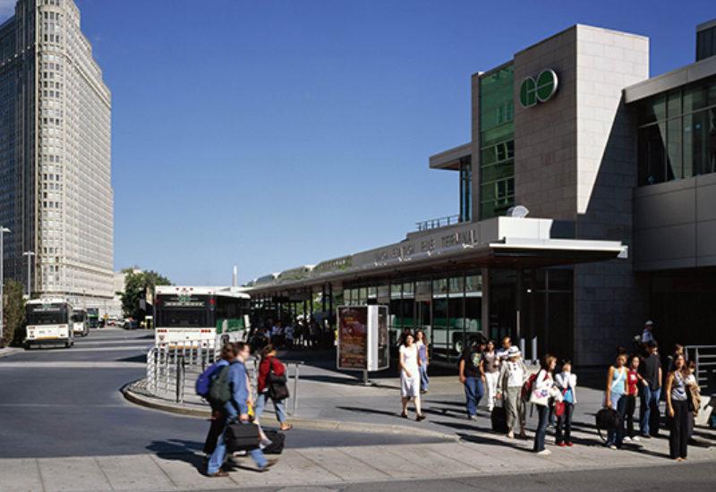 Union Station Go Bus Terminal