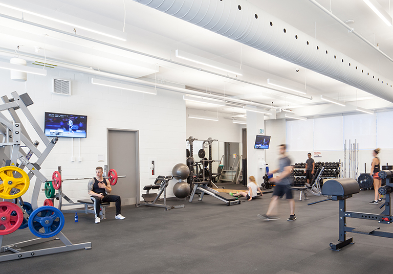 Humber College - Athletic Centre