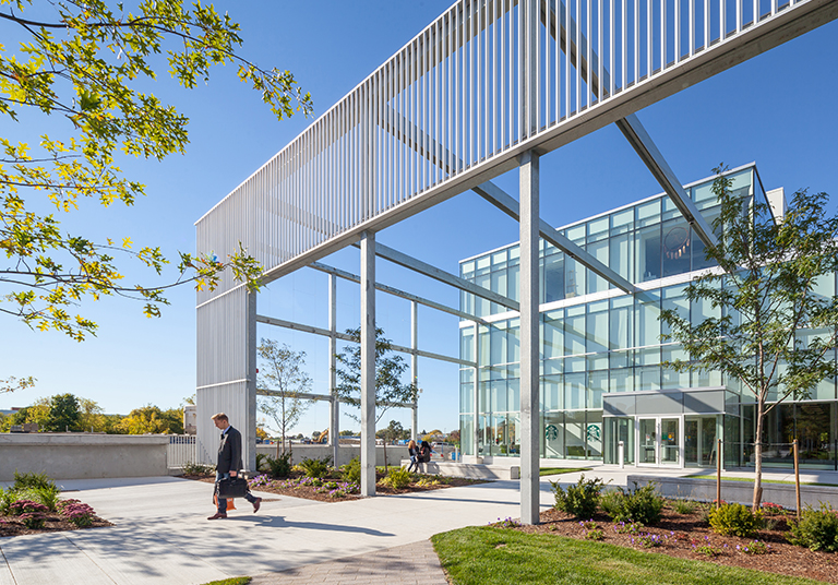 Humber College - Welcome Centre