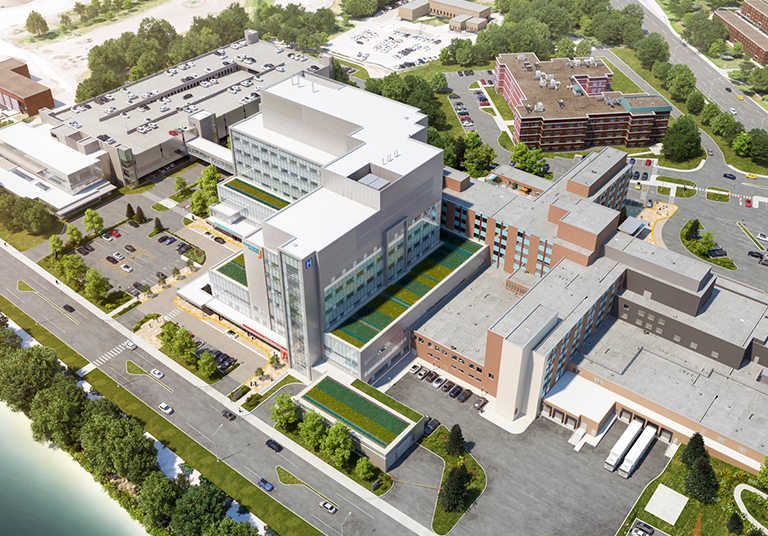 Joseph Brant Hospital Addition & Redevelopment