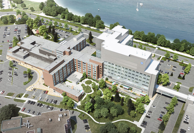 Joseph Brant Hospital Addition & Redevelopment