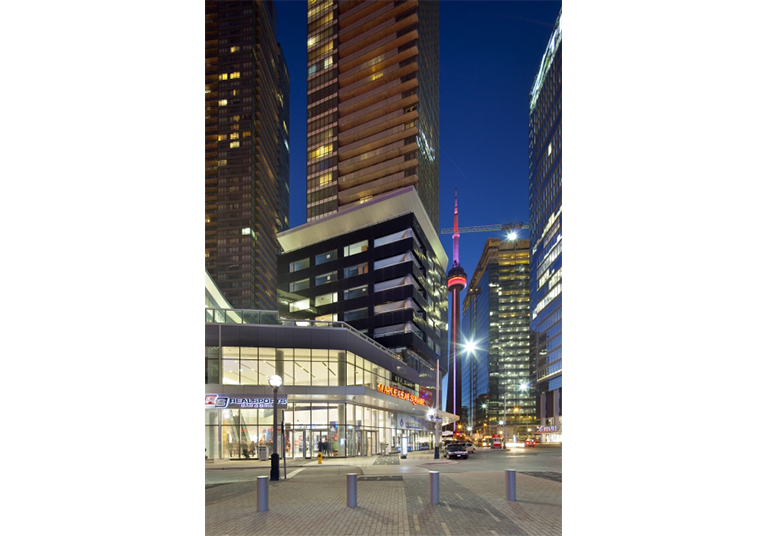 Maple Leaf Square Mixed-Use Complex And Hotel Le Germain
