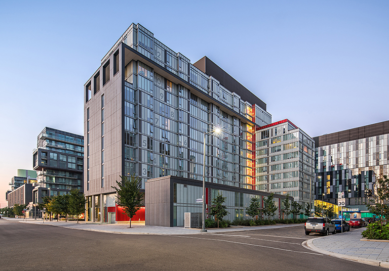 Canary District - 2015 Pan Am Games Athletes Village