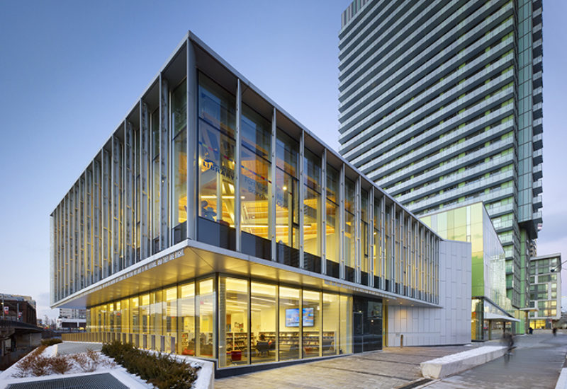 Toronto Public Library - Fort York Branch