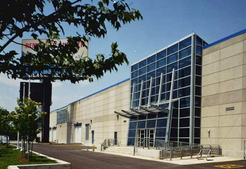 Toronto Police Traffic Services Facility