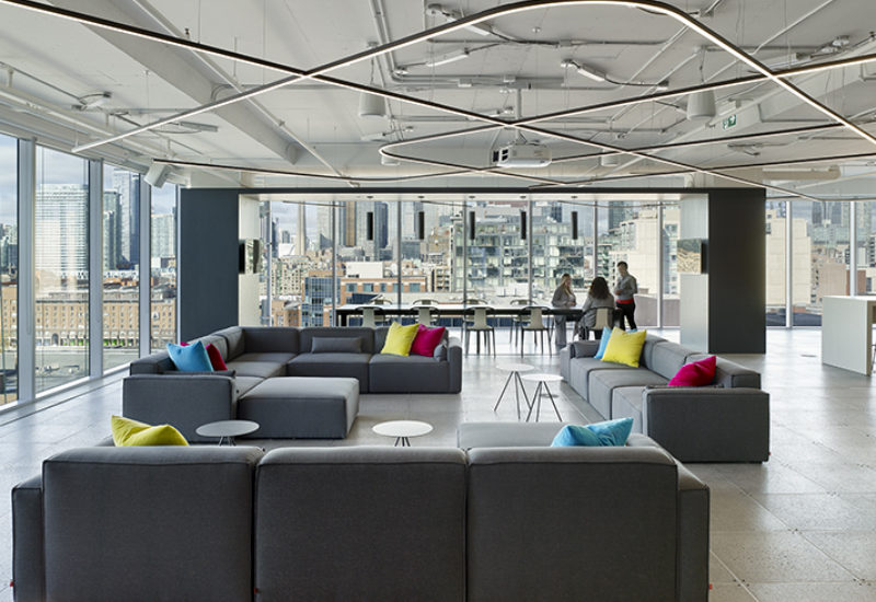 Weber Shandwick - Toronto Office