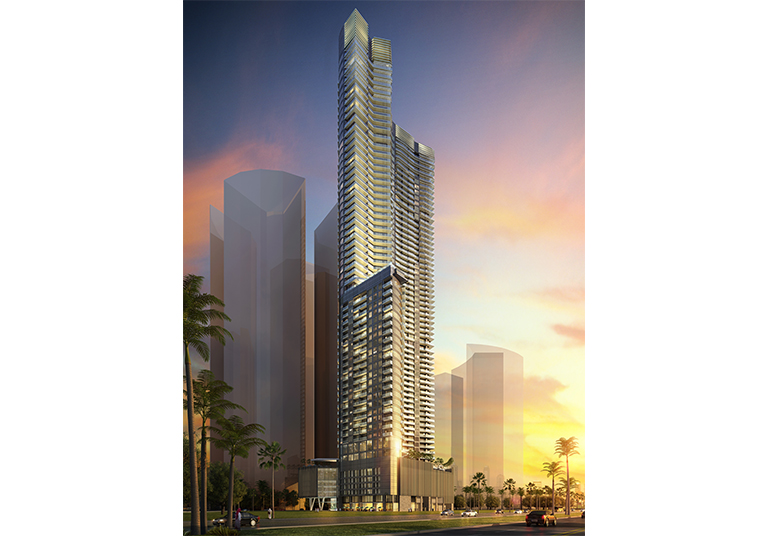 Kempinski Residences Business Bay
