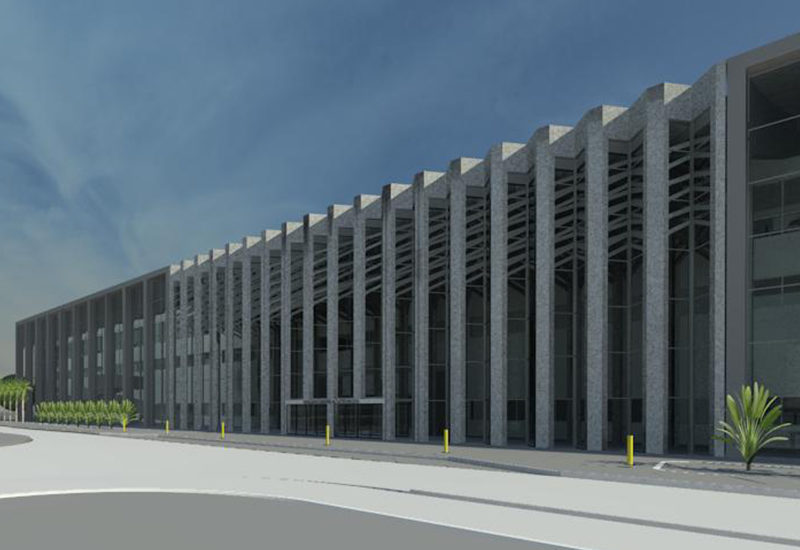 American University Of Sharjah - College Of Engineering Expansion