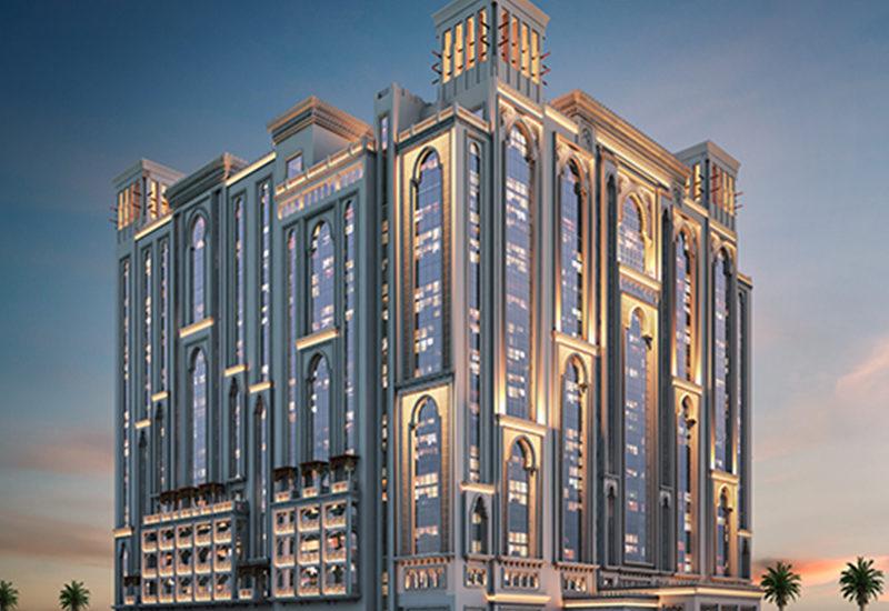 Jaddaf Rotana Hotel
