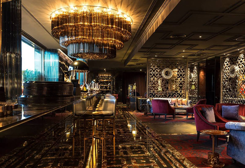 Olea And Noir At Kempinski Mall Of The Emirates