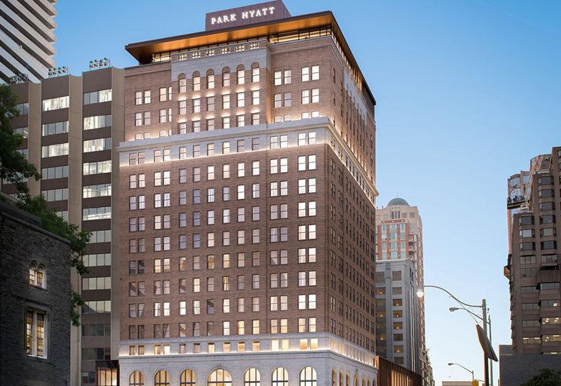 Park Hyatt Hotel Redevelopment