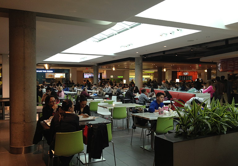 Yorkdale Shopping Centre Food Court