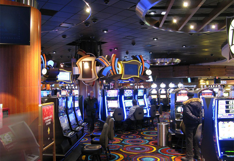OLG Slots At Woodbine Racetrack