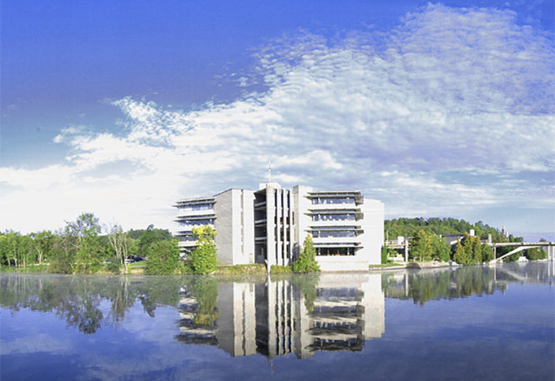 Trent Univeristy Bata Library