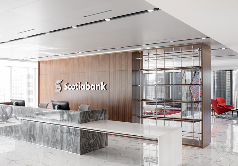 Scotiabank Office - Brookfield Place
