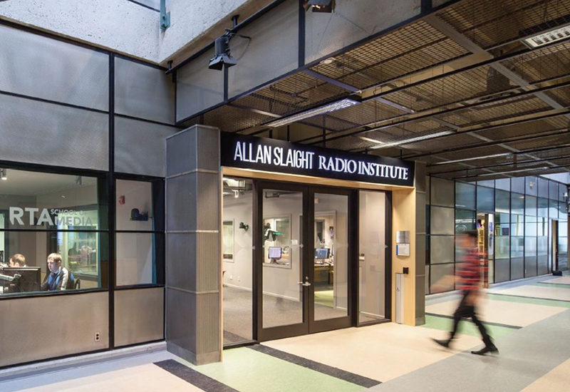Allan Slaight Radio Institute - Ryerson University