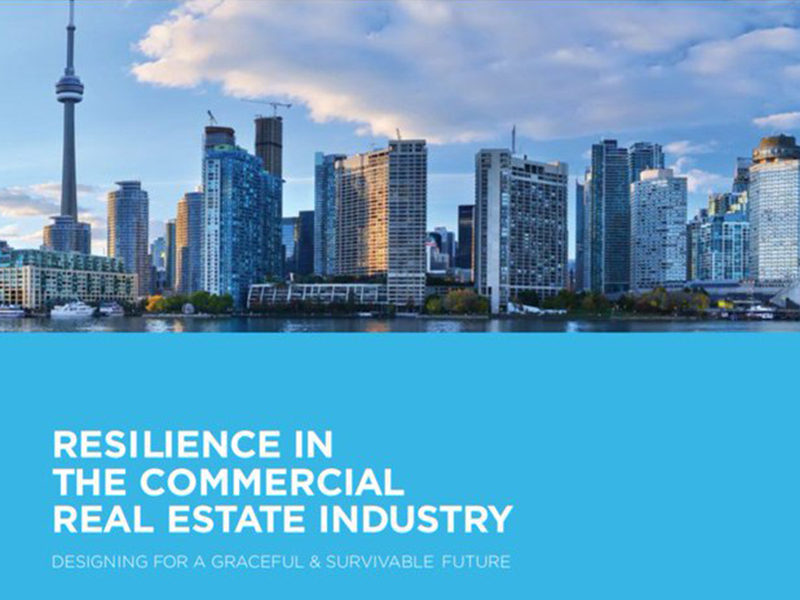 RESILIENCE IN THE COMMERCIAL REAL ESTATE INDUSTRY
