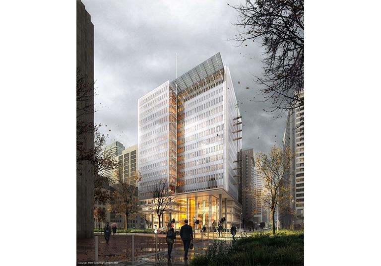 New Toronto Courthouse 2
